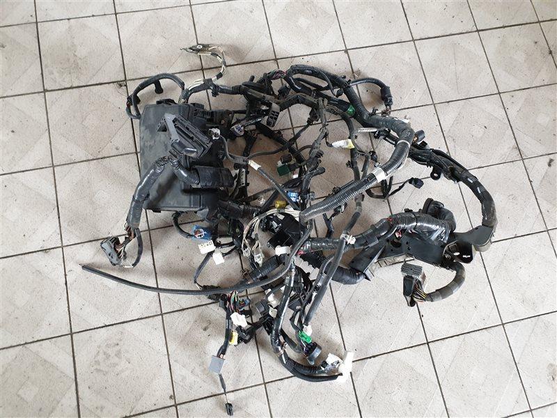 Блок предохранителей под капот Lexus Hs250H ANF10 2AZFXE 2012 (б/у)