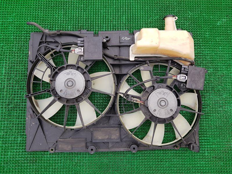 Диффузор радиатора Lexus Rx400H MHU38 3MZ-FE 2006 (б/у)