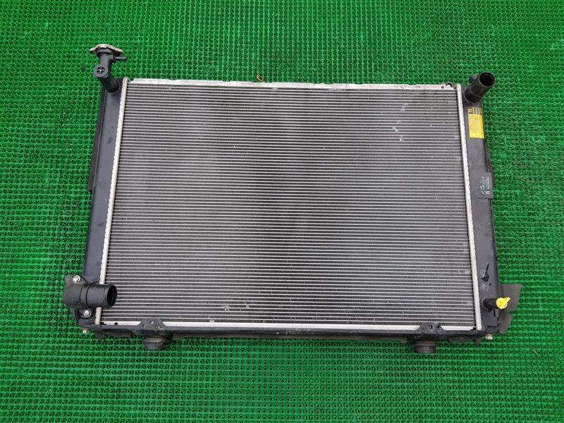 Радиатор двигателя Lexus Rx400H MHU38 3MZ-FE 2006 (б/у)