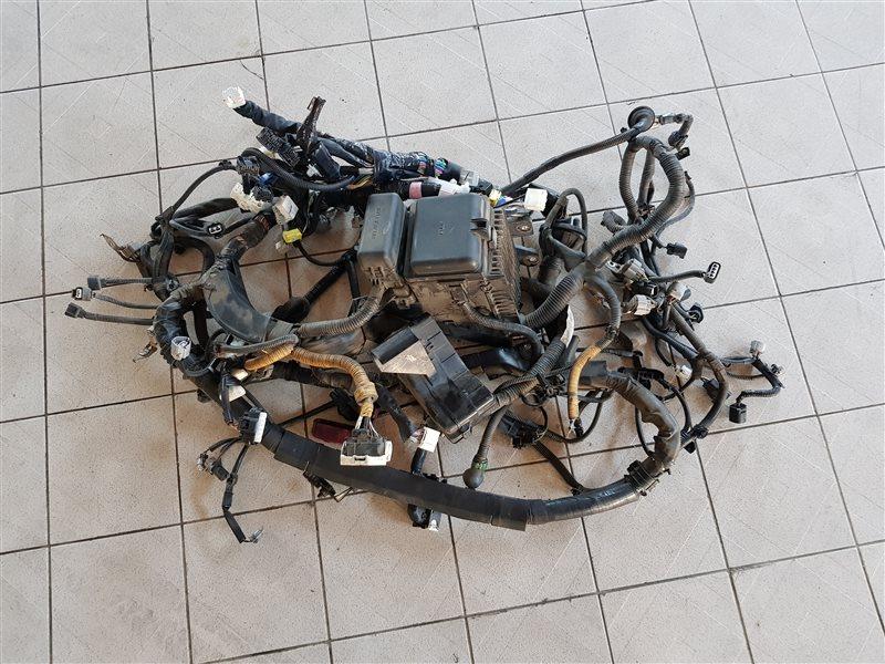 Блок предохранителей под капот Lexus Rx400H MHU38 3MZ-FE 2006 (б/у)