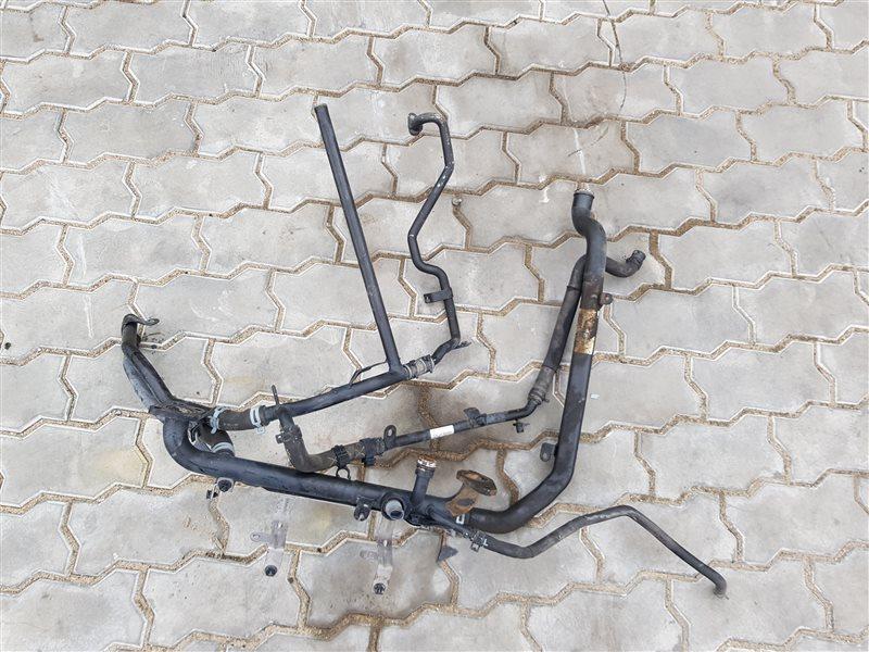 Трубки системы охлаждения Volkswagen Touareg 7L6 AXQ 2008 (б/у)