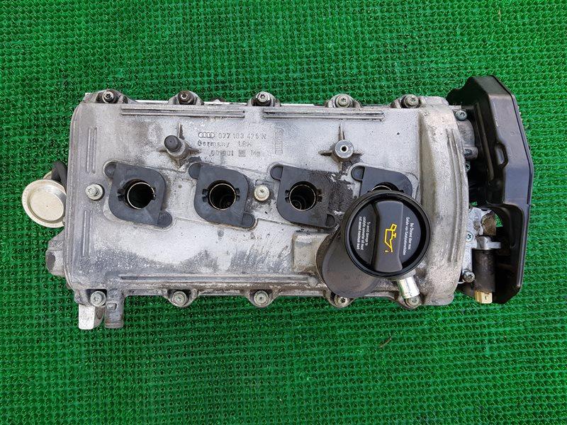 Головка блока цилиндров Volkswagen Touareg 7L6 AXQ 2005 левая (б/у)