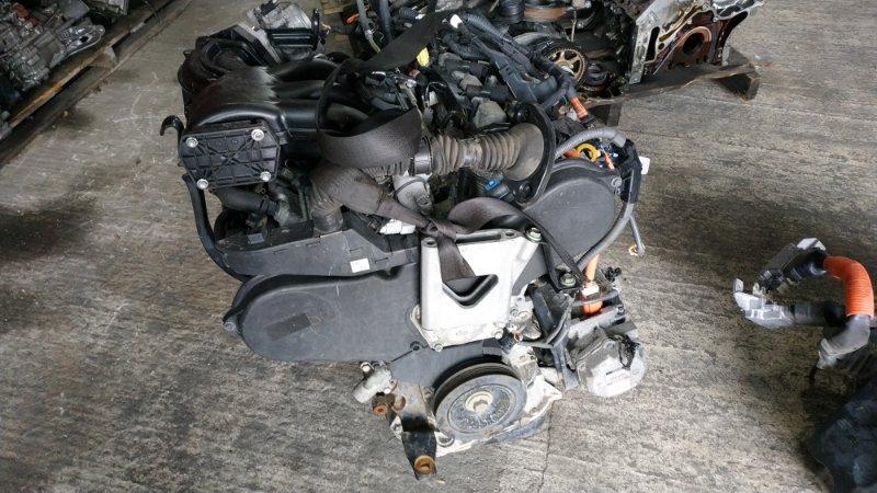 Двигатель Lexus Rx400H MHU38 3MZ-FE 2008 (б/у)