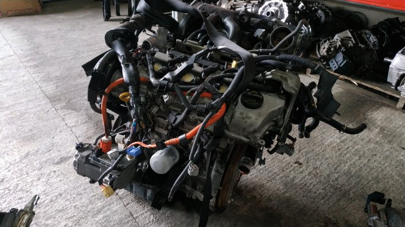 Двигатель Lexus Rx400H MHU38 3MZ-FE 2005 (б/у)