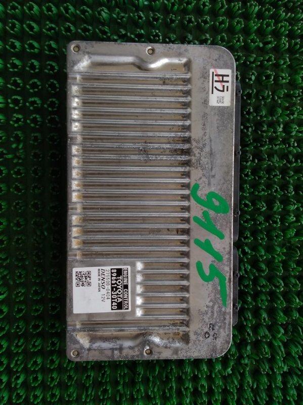 Блок управления двигателем Lexus Gs250 GWL10 2GRFXE (б/у)