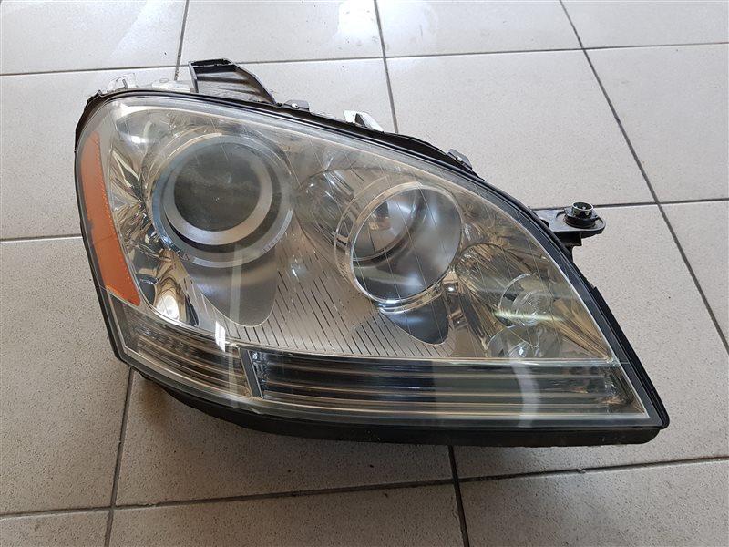 Фара Mercedes-Benz M-Class W164 M272 E35 2008 правая (б/у)