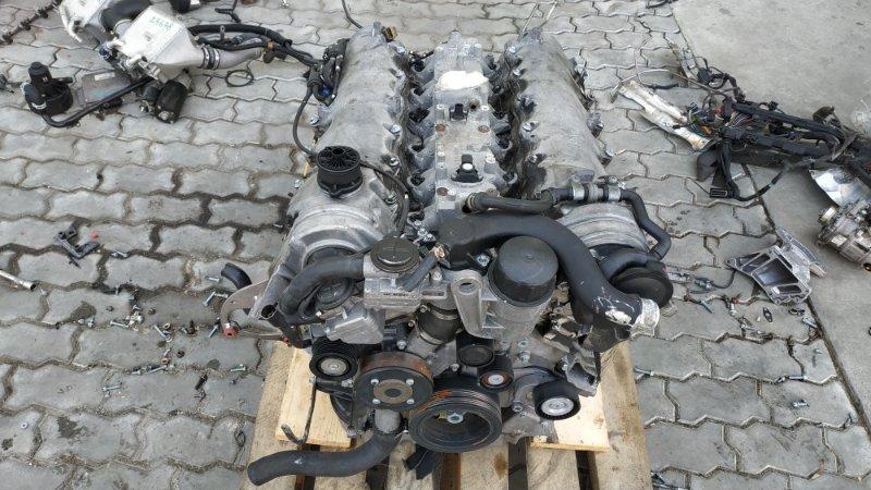 Двигатель Mercedes-Benz S-Class W221 M275 E60 2008 (б/у)