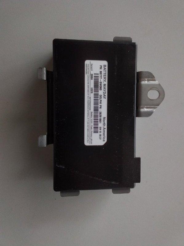 Блок электронный Lexus Rx450H GYL15 2GRFXE 2012 (б/у)
