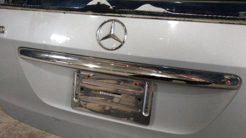 Накладка двери багажника Mercedes-Benz Gl-Class X164 2006 (б/у)