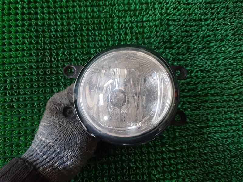 Туманка Toyota 4Runner GRN285 1GR-FE 2012 левая (б/у)