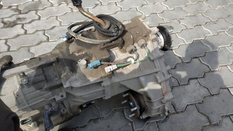 Раздаточная коробка Toyota 4Runner GRN285 1GR-FE 2009 (б/у)