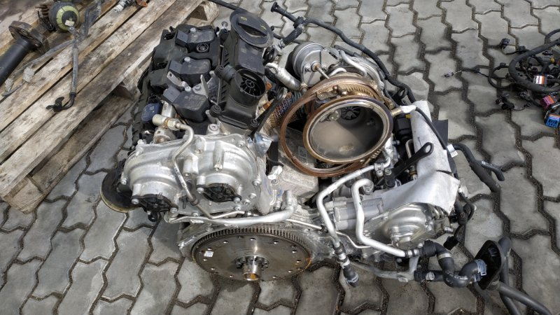 Двигатель Audi Q5 FYB CWGD 2019 (б/у)