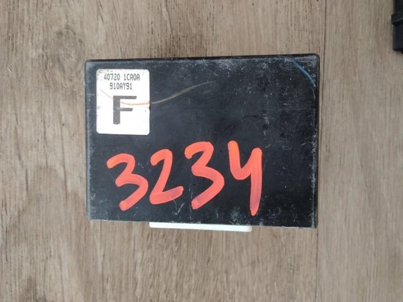 Блок управления рулевой рейкой Infiniti Fx30D S51 V9X (б/у)