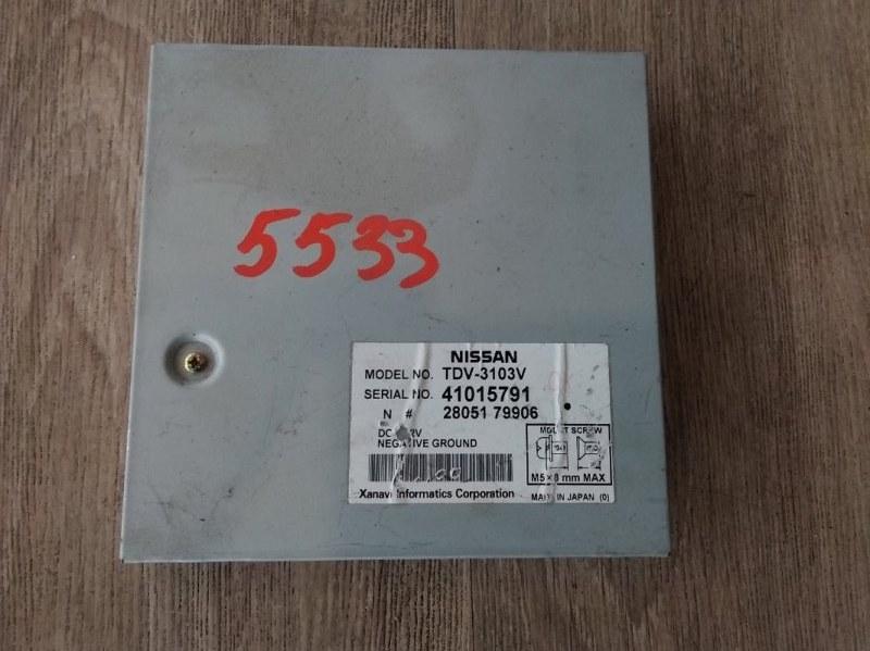Электронный блок Nissan Ad WFY11 QG15DE (б/у)