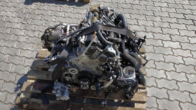 Двигатель Toyota Tacoma GRN305 2GRFKS 2017 (б/у)