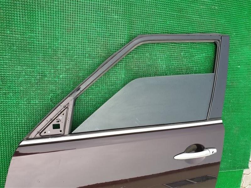 Молдинг двери Infiniti Qx56 Z62 VK56VD 2012 передний левый (б/у)