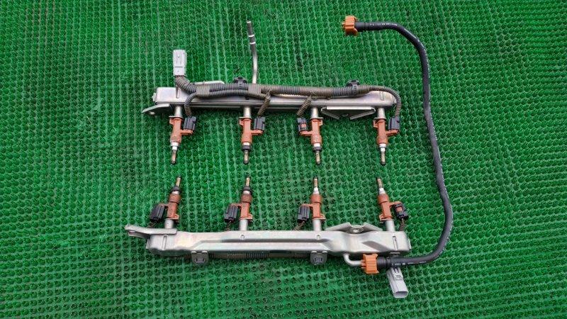 Форсунки топливные Lexus Ls460 USF40 1URFSE 2008 (б/у)