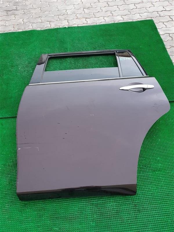 Дверь Infiniti Qx56 Z62 VK56VD 2012 задняя левая (б/у)