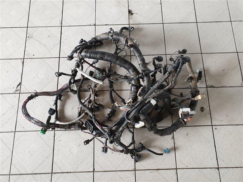 Проводка под капот Infiniti Qx56 Z62 VK56VD 2014 (б/у)