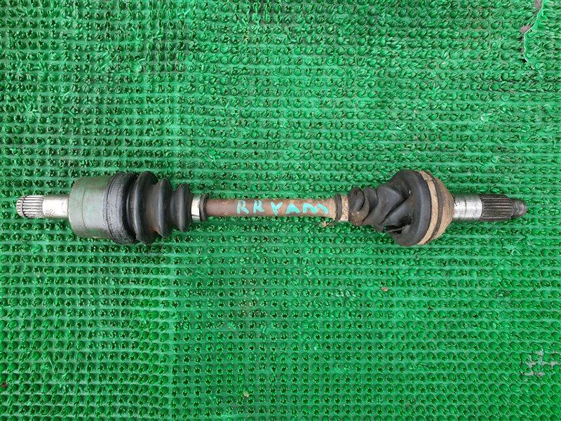 Привод Yamaha Yfm660 YFM660 660 2008 передний правый (б/у)
