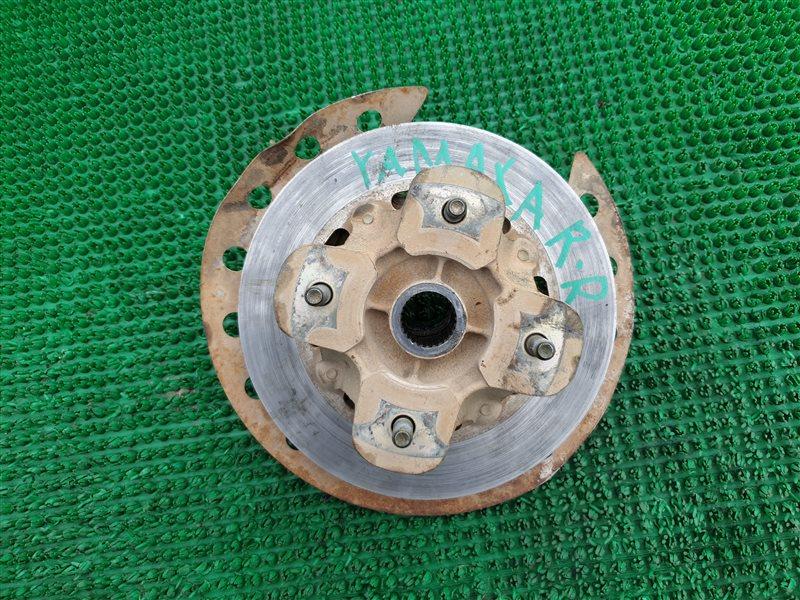 Ступица Yamaha Yfm660 YFM660 660 2008 передняя правая (б/у)
