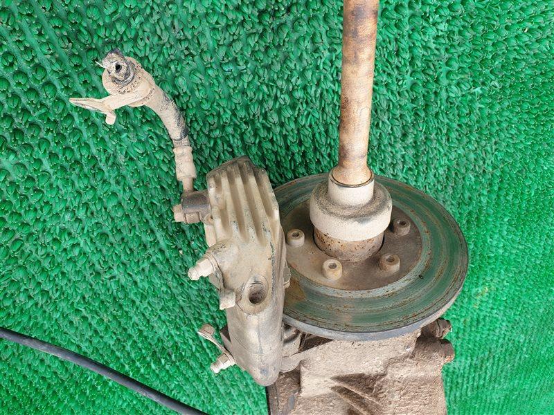 Суппорт тормозной Yamaha Yfm660 YFM660 660 2008 задний (б/у)