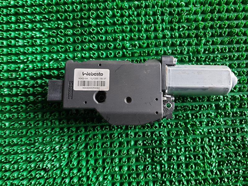 Мотор люка Infiniti Qx56 Z62 VK56VD 2011 (б/у)