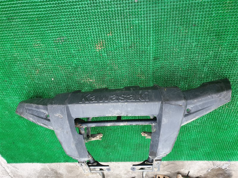 Бампер Kawasaki Kvf750 KVF750 750 2011 передний (б/у)