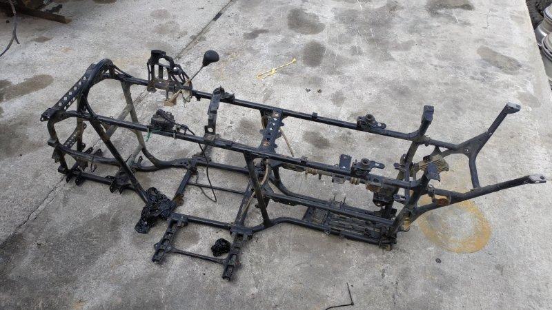 Рама Kawasaki Kvf750 KVF750 750 2011 (б/у)