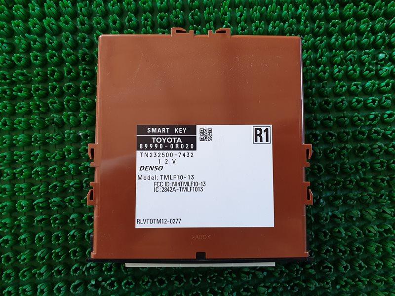 Блок электронный Toyota Rav4 ASA42 1ADFTV 2014 (б/у)