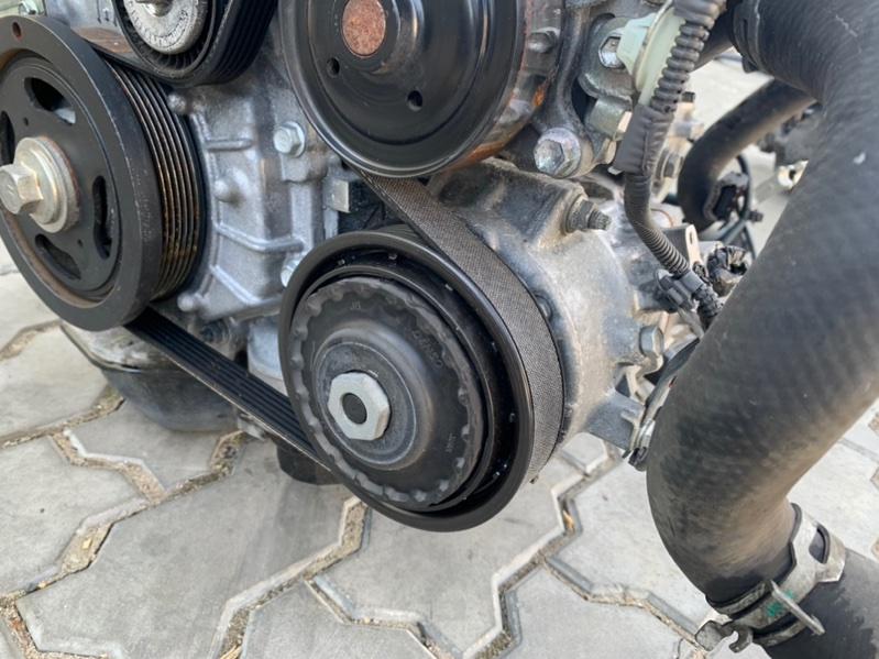 Компрессор кондиционера Toyota Rav4 ASA42 2ARFE 2014 (б/у)
