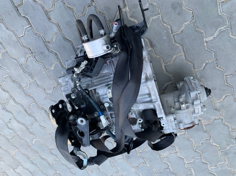 Акпп Toyota Rav4 ASA42 2ARFE 2014 (б/у)