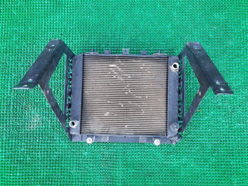 Радиатор двигателя Kawasaki Kvf750 KVF750 750 2011 (б/у)
