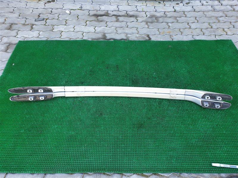 Рейлинги Infinti Fx35 S51 VQ35 2012 (б/у)