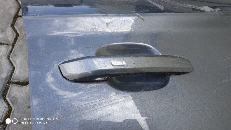 Ручка двери Audi Q5 FYB FYB 2018 передняя правая (б/у)