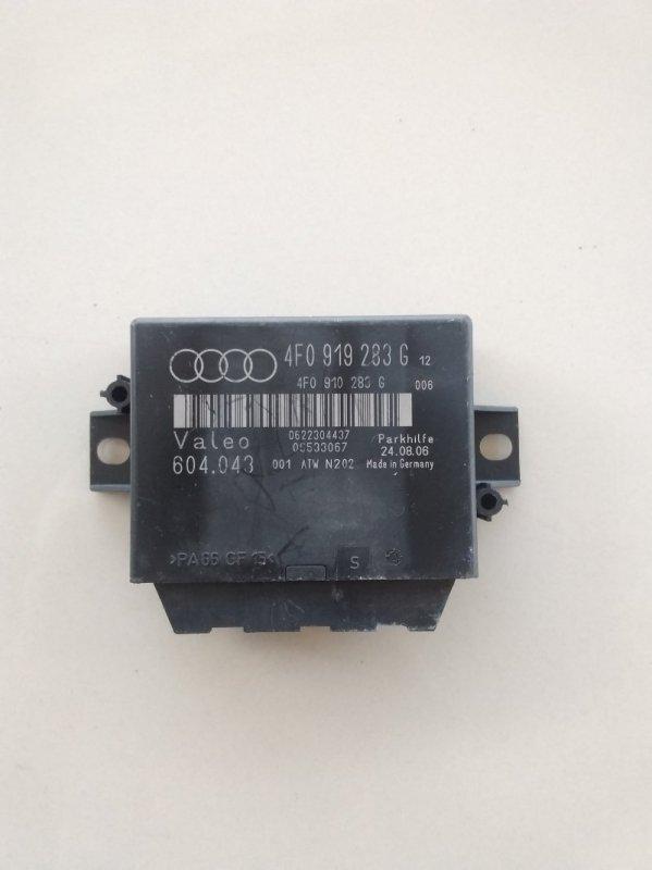Блок управления парковкой Audi Q7 4LB (б/у)