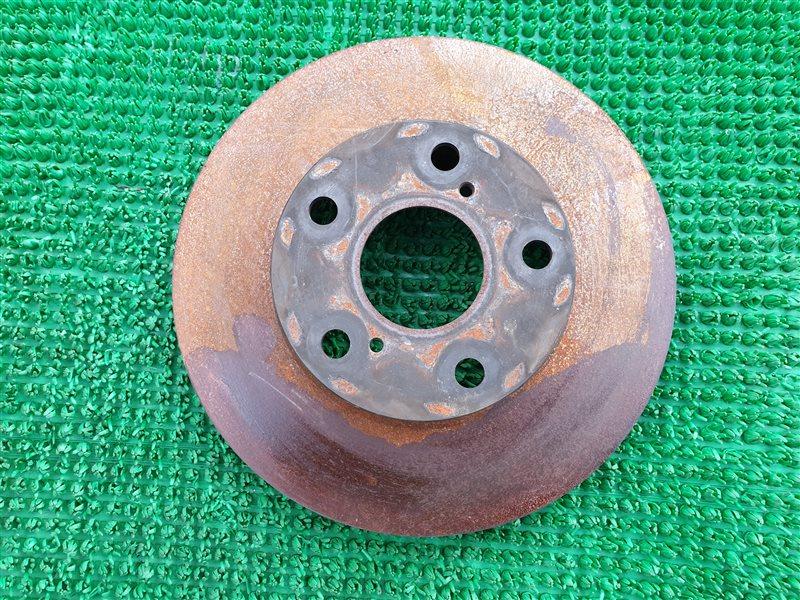 Диск тормозной Toyota Tacoma GRN245 2TRFE 2008 передний (б/у)