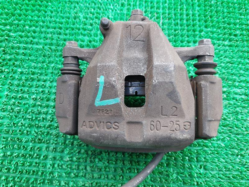 Суппорт тормозной Toyota Tacoma GRN245 2TRFE 2008 задний левый (б/у)