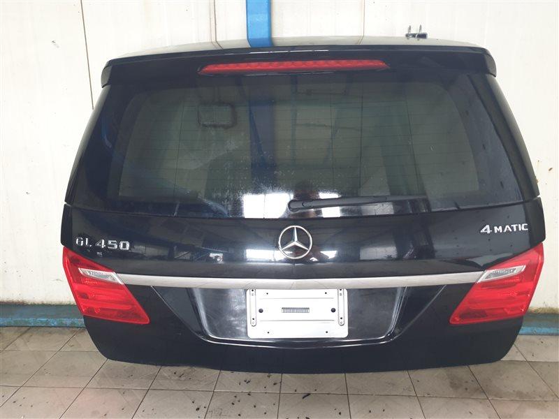 Моторчик дворника Mercedes-Benz Gl-Class X166 M278 2014 задний (б/у)