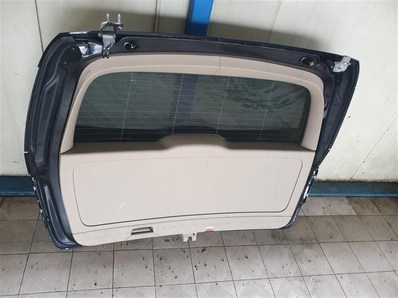 Обшивка двери багажника Mercedes-Benz Gl-Class X166 M278 2014 (б/у)