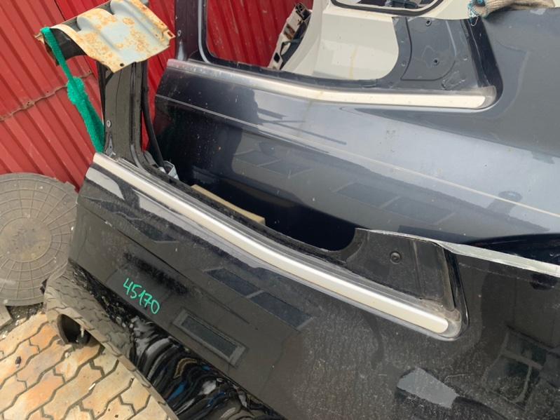 Молдинг стекла Mercedes-Benz Gl-Class X166 M278 2014 задний левый (б/у)