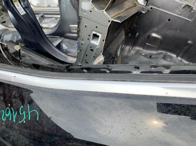 Молдинг стекла Mercedes-Benz Gl-Class X166 M278 2014 задний правый (б/у)