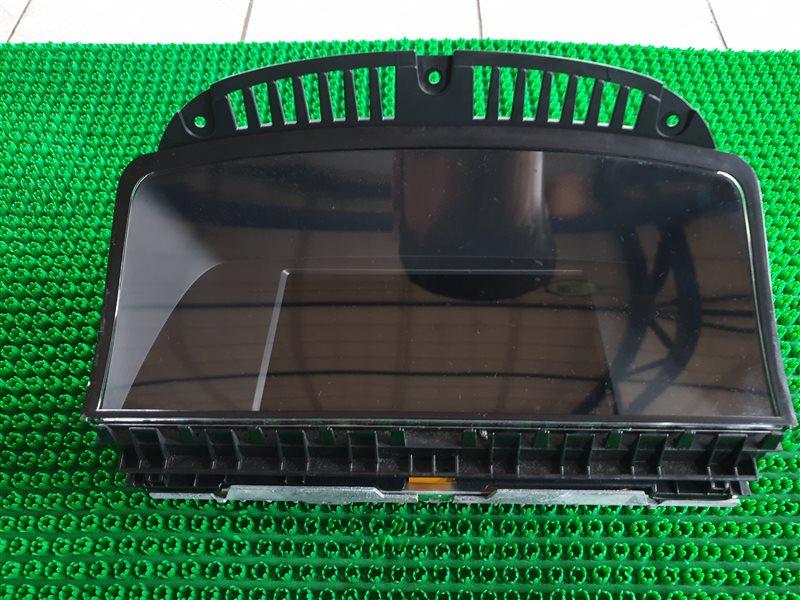 Дисплей Bmw 7-Series E65 N62B48 2007 (б/у)