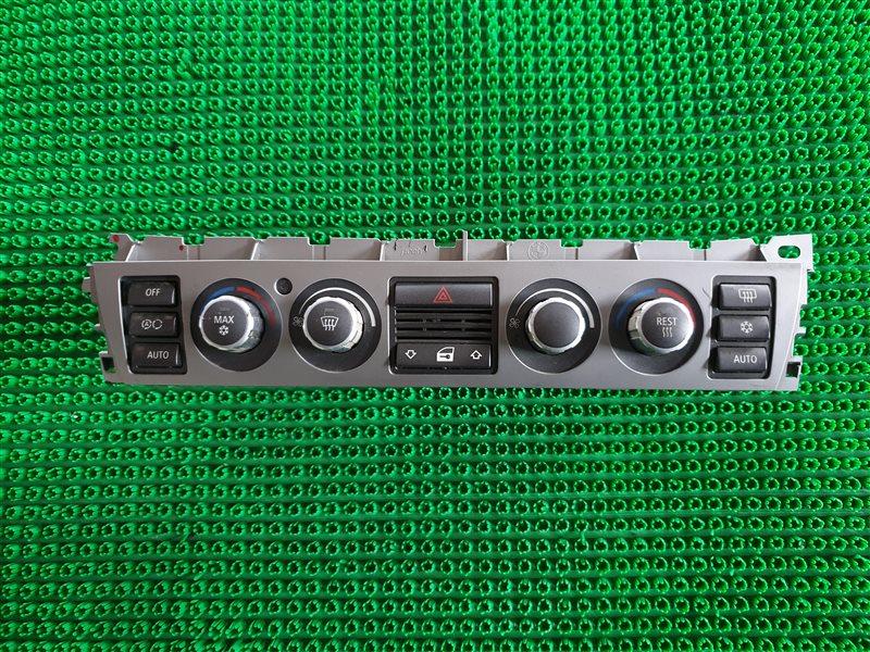Блок управления климат-контролем Bmw 7-Series E65 N62B48 2007 (б/у)