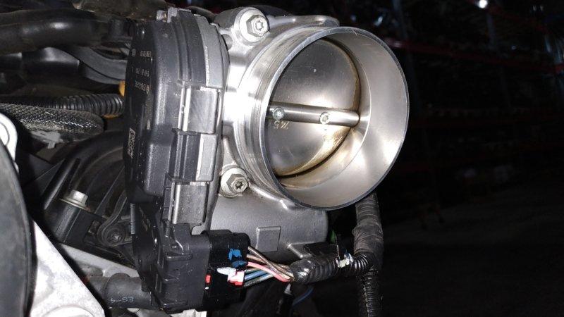 Дроссельная заслонка Jeep Wrangler JK FCA 2012 (б/у)