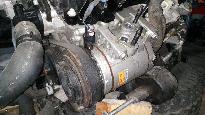 Компрессор кондиционера Jeep Wrangler JK 3600 2012 (б/у)