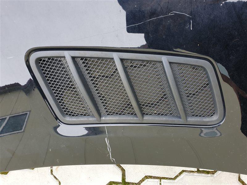 Решетка в капот Mercedes-Benz Gl-Class X166 M278.928 2014 правая (б/у)