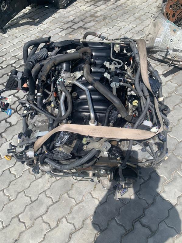 Двигатель Toyota Land Cruiser URJ150 1URFE 2010 (б/у)