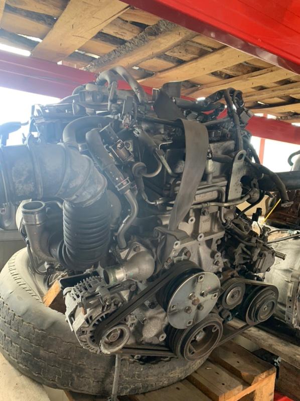 Головка блока цилиндров Mitsubishi Pajero V88W 4M41 2008 (б/у)
