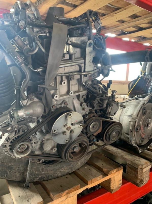 Шкив коленвала Mitsubishi Pajero V88W 4M41 2008 (б/у)